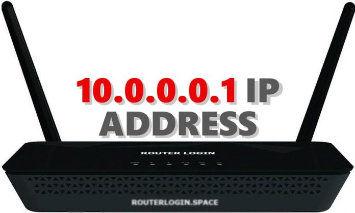 10.0.0.0.1 IP ADDRESS