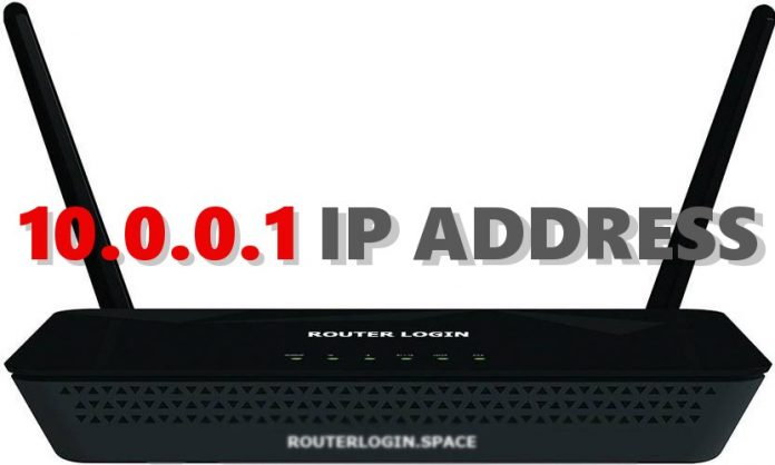 10.0.0.1 IP ADDRESS