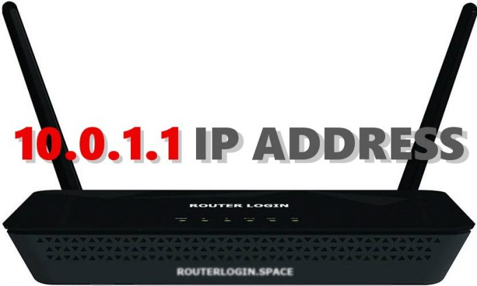 10.0.1.1 IP ADDRESS
