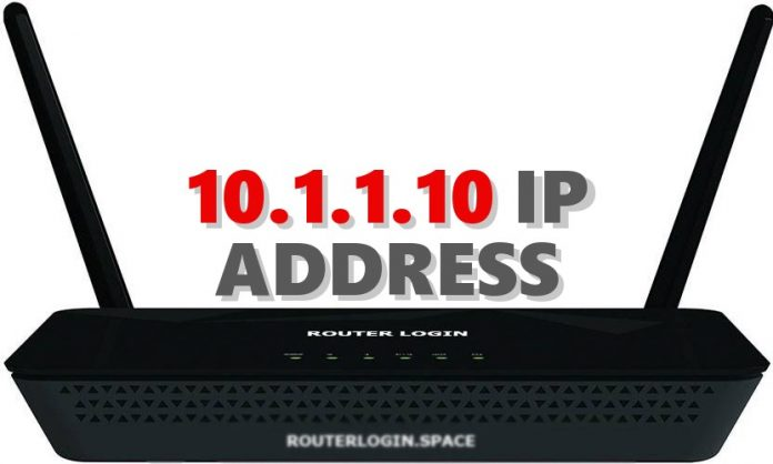10.1.1.10 IP ADDRESS