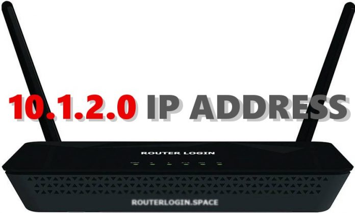 10.1.2.0 IP ADDRESS