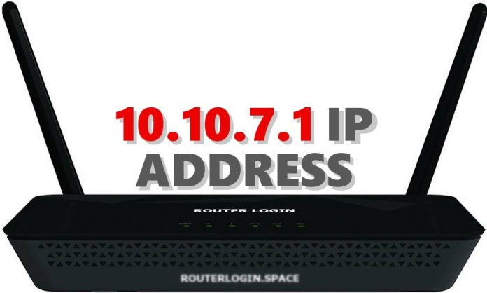 10.10.7.1 IP ADDRESS