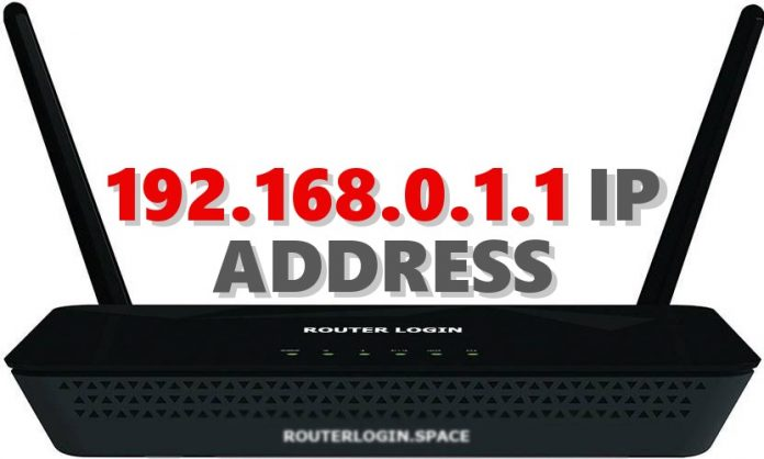 192.168.0.1.1 IP ADDRESS