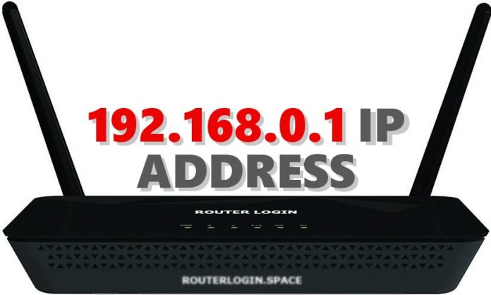 192.168.0.1 IP ADDRESS