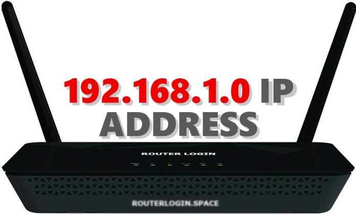 192.168.1.0 IP ADDRESS