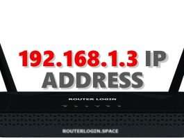192.168.1.3 IP ADDRESS