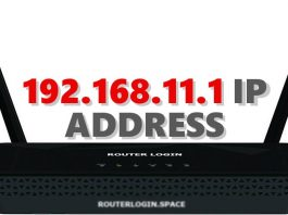 192.168.11.1 IP ADDRESS