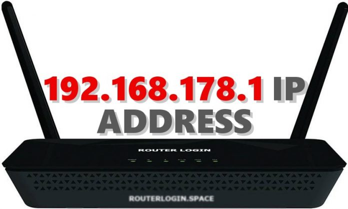 192.168.178.1 IP ADDRESS