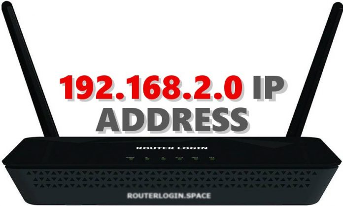 192.168.2.0 IP ADDRESS