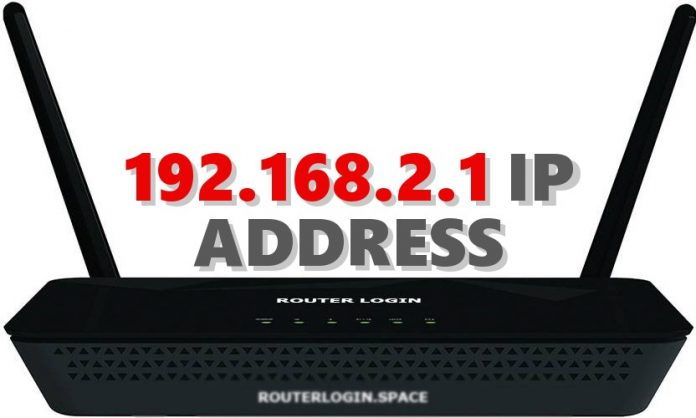 192.168.2.1 IP ADDRESS