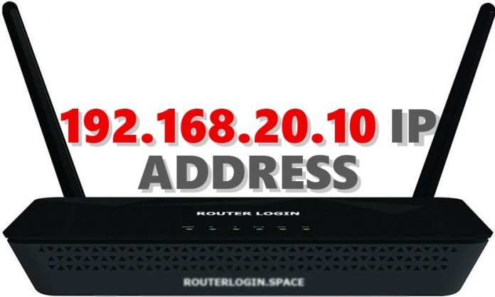 192.168.20.10 IP ADDRESS
