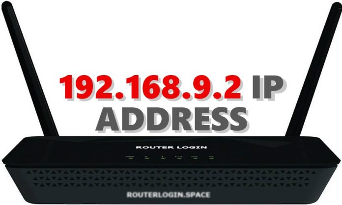 192.168.9.2 IP ADDRESS